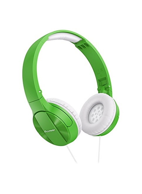 Pioneer SE-MJ503-G  Kulaküstü Kulaklık Yeşil
